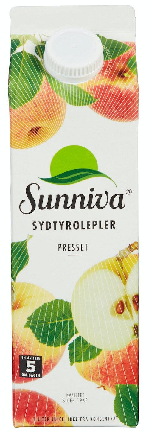 Tine Eplejuice Premium Sydtyrol-epler, 1 l