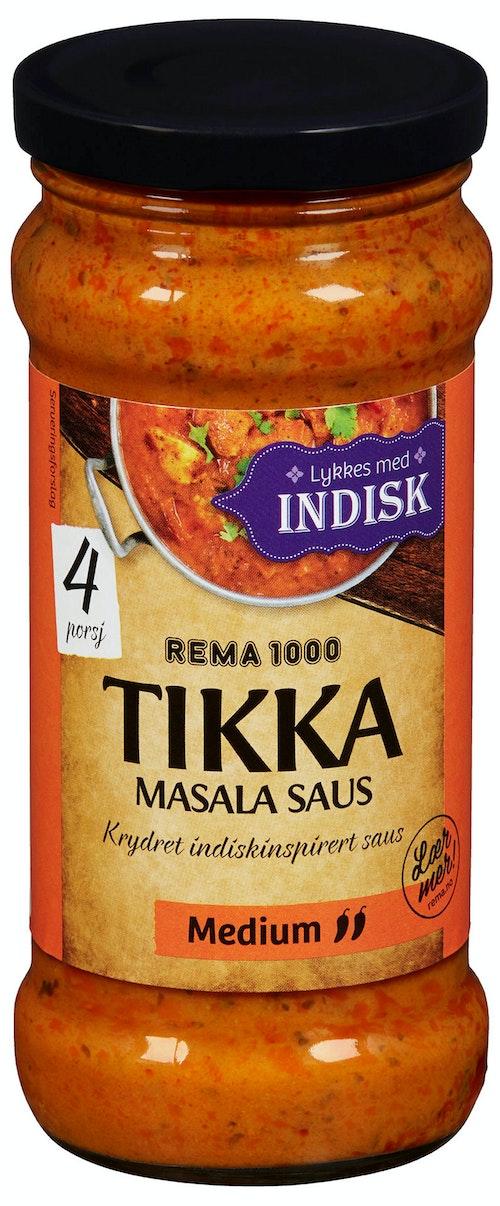 REMA 1000 Tikka Masala Saus 350 g