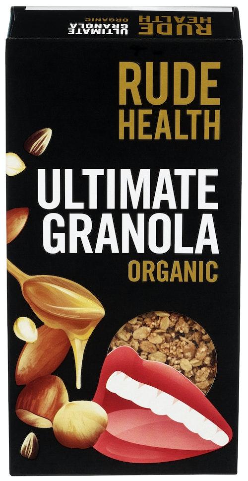 Rude Health Ultimate Granola Økologisk, 400 g
