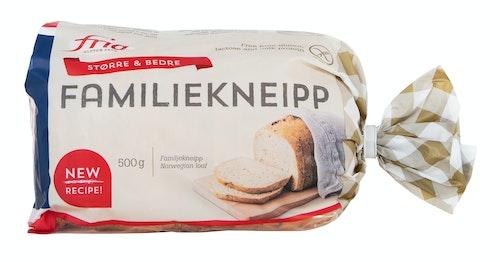 Fria Fria Familiekneipp Glutenfri, 500 g