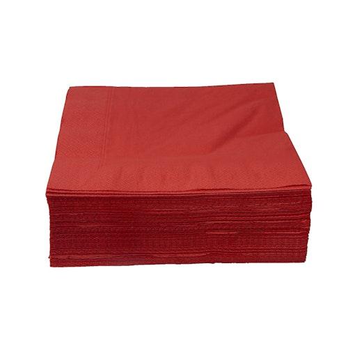 Clas Ohlson Servietter røde 40 stk