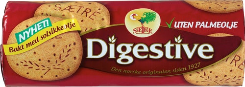Sætre Digestive 400 g