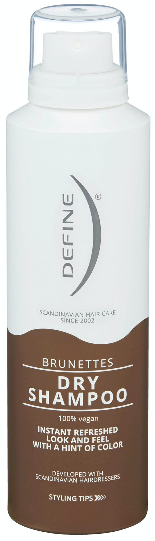 Define Brunettes Dry Shampoo 200 ml