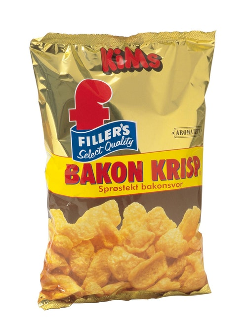 Kims Fillers Bacon 140 g