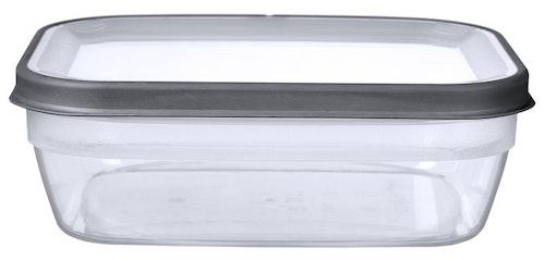 Clas Ohlson Matboks 1,2l Transparent 1 stk