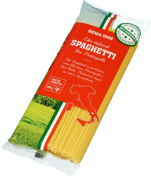 REMA 1000 Spaghetti 1 kg