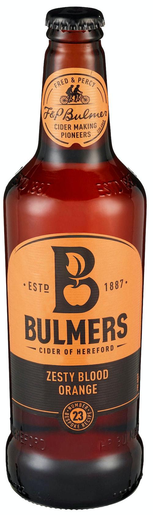 Bulmers Bulmers Cider Zesty Blood Orange 0,5 l