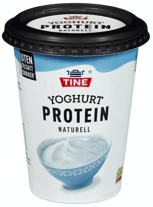 Tine TINE Protein Yoghurt Naturell 420 g
