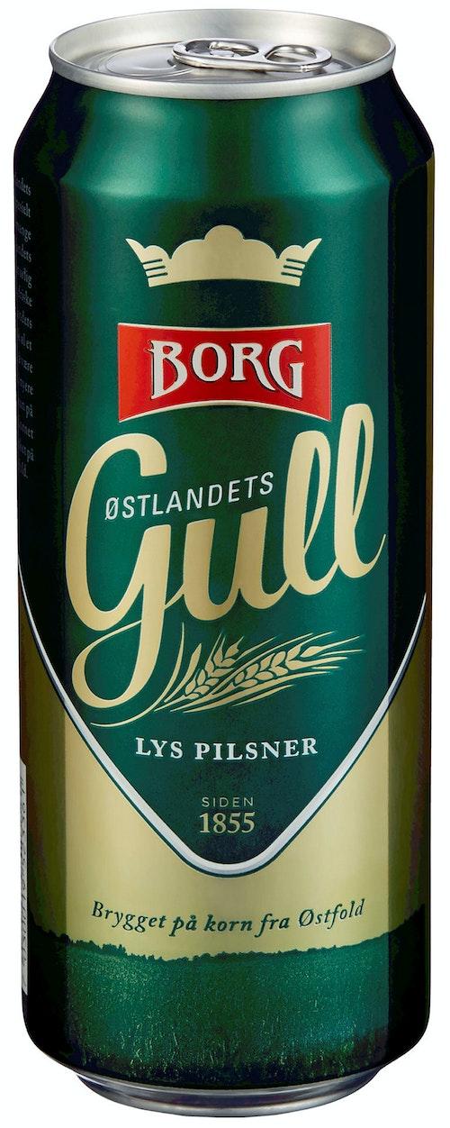 Hansa Borg Borg Østlandets Gull 0,5 l