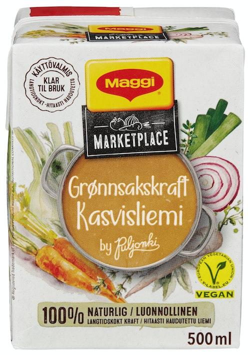 Maggi Maggi Klar Grønnsakskraft 500 ml