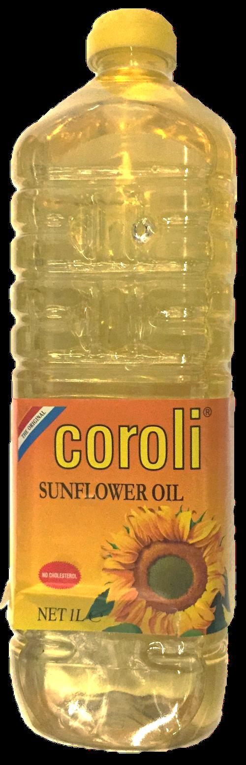 Coroli Solsikkeolje 1 l