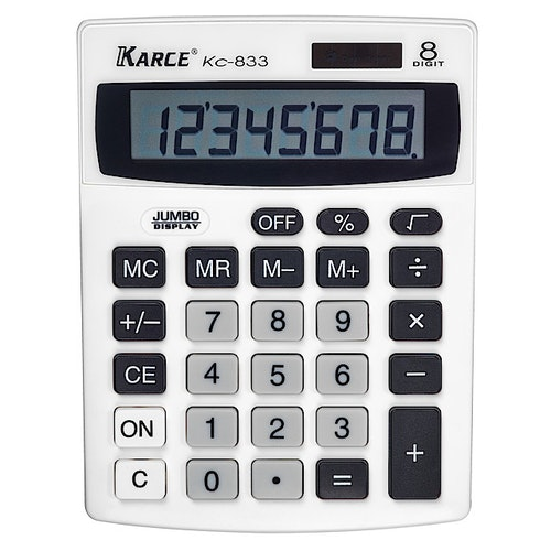 Kalkulator 1 stk