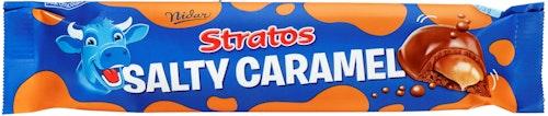 Nidar Stratos Salty Caramel Bar 37 g