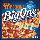 Big One Pepperoni Pizza