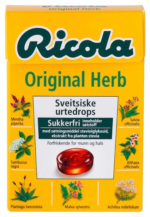 Ricola Ricola Original Med Stevia 50 g