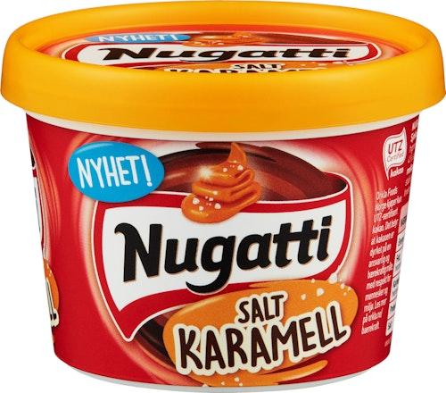 Stabburet Nugatti Salt Karamell 325 g