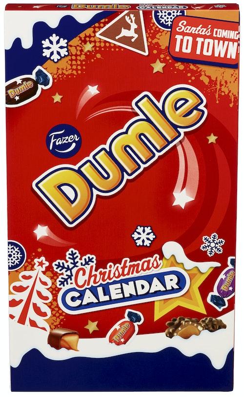 Fazer Dumle Kalender 210 g