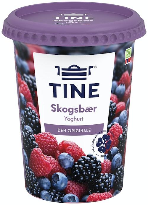 Tine Yoghurt Skogsbær 500 g