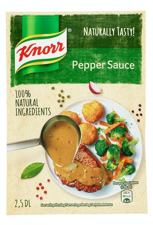 Knorr Kremet Peppersaus 40 g