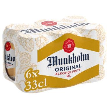 Munkholm Munkholm 6 x 0,33l, 1,98 l