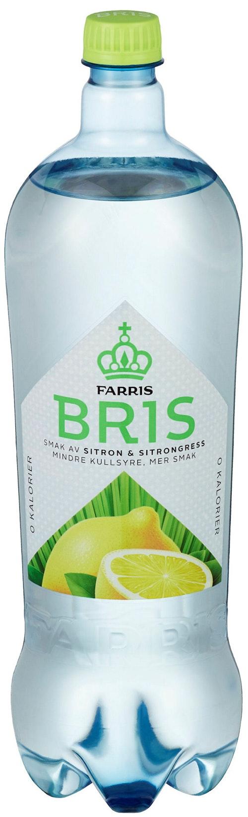 Ringnes Farris Bris Sitron & Sitrongress 1,5 l