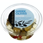 Greske Oliven Fylt Med Ost