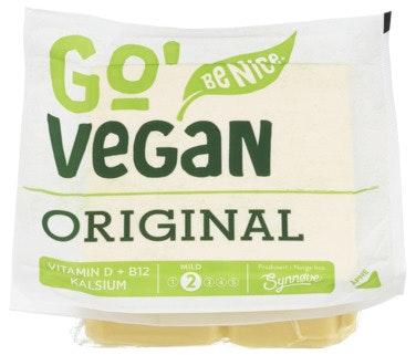 Go Vegan Go'vegan Ost 400 g