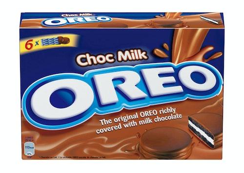 Oreo Oreo Sjokoladetrukket 246 g