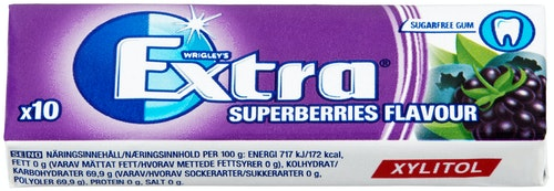 Extra Extra Superberries 14 g