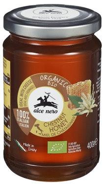 Alce Nero Kastanjehonning 400 g