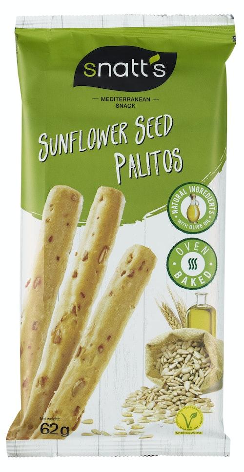 Snatts Sunflower Seed Palitos 62 g