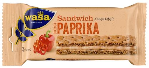 Wasa Sandwich Cheese & Paprika 40 g
