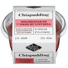 Chiapudding Med Bringebær