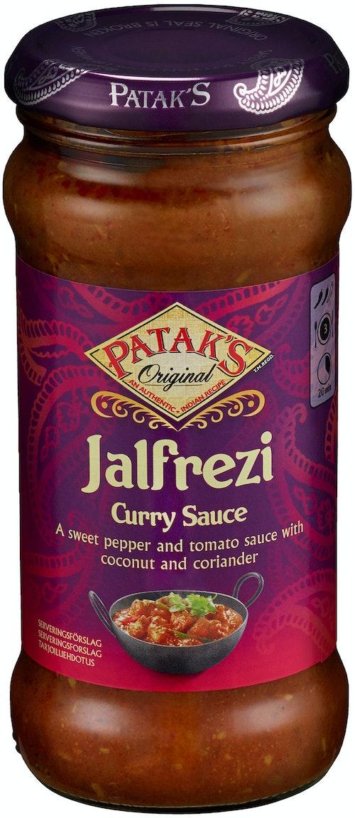 Patak's Jalfrezi Cooking Saus 350 g
