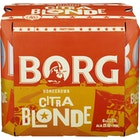 Borg Citra Blonde