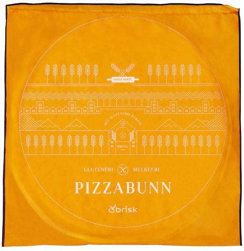 Brisk Glutenfri Pizzabunn Lettstekt 350 g