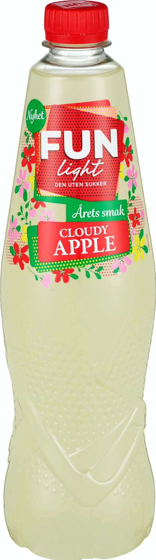Fun Light Cloudy Apple 0,8 l